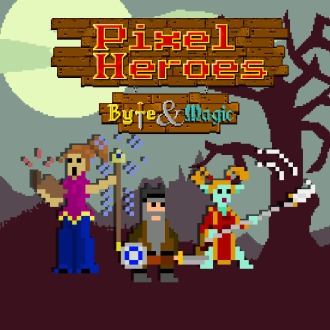 Pixel Heroes: Byte & Magic PS4