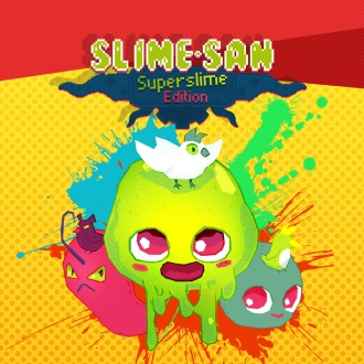 Slime-san: Superslime Edition PS4