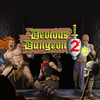 Devious Dungeon 2 PS4