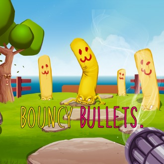 Bouncy Bullets PS Vita