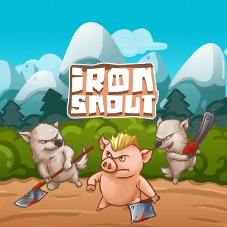 Iron Snout PS Vita