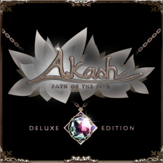 Akash: Path of the Five Deluxe Edition Bundle PS4