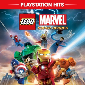 LEGO® Marvel™ Super Heroes PS4