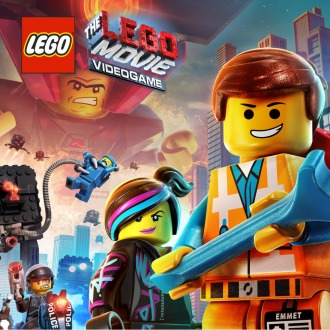 The LEGO® Movie Videogame PS4