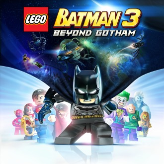 LEGO® Batman™ 3: Beyond Gotham Deluxe Edition PS4