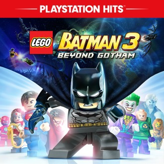 LEGO® Batman™ 3: Beyond Gotham PS4