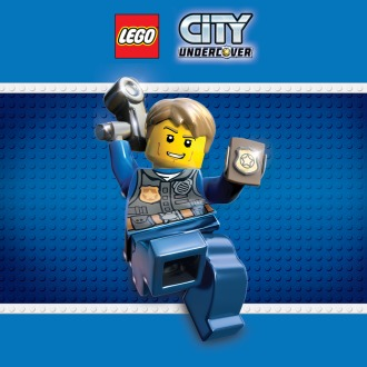 LEGO® CITY Undercover PS4