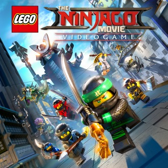 LEGO® NINJAGO® Movie Video Game PS4