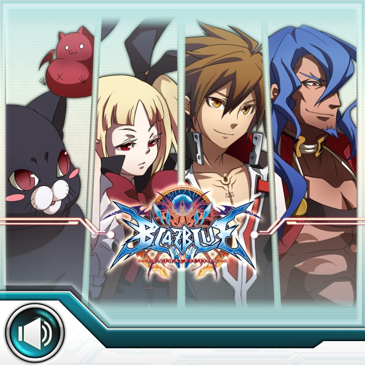 BlazBlue: Central Fiction - System Voice Set C PS3 — buy