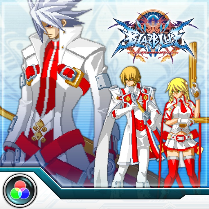 BlazBlue: Central Fiction - Famitsu Additional Colors PS3