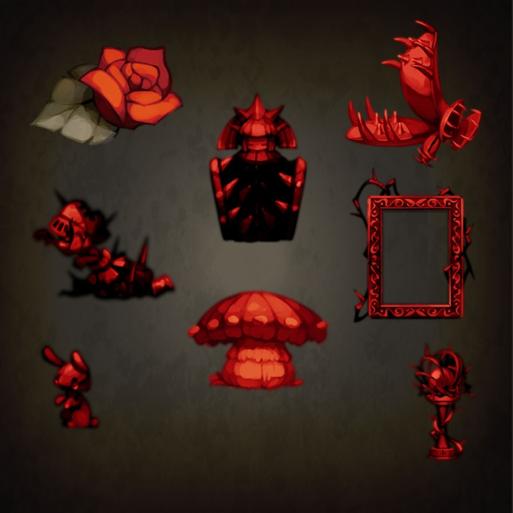 A Rose in the Twilight - Gimmick Avatar Pack PS4 — buy