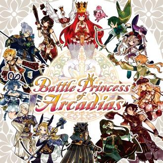 Battle Princess of Arcadias PS3