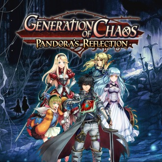 Generation of Chaos: Pandora's Reflection PS Vita / PSP