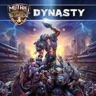 Mutant Football League: Dynasty game mode PS4