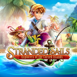 Stranded Sails – Explorers of the Cursed Islands PS4