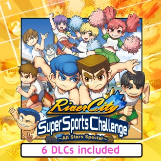 River City Super Sports Challenge ~All Stars Special~ PS3