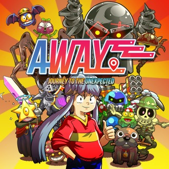 AWAY: Journey to the Unexpected PS4