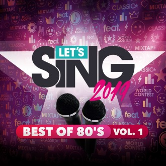 Let's Sing 2019 - Best of 80's Vol. 1 Song Pack PS4