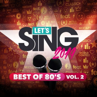 Let's Sing 2019 - Best of 80's Vol. 2 Song Pack PS4