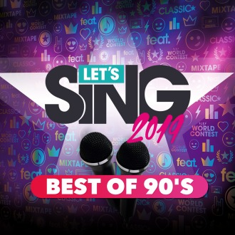 Let's Sing 2019 - Best of 90's Song Pack PS4