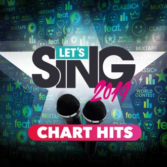 Let's Sing 2019 - Chart Hits Song Pack PS4