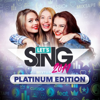 Let's Sing 2019 - Platinum Edition PS4