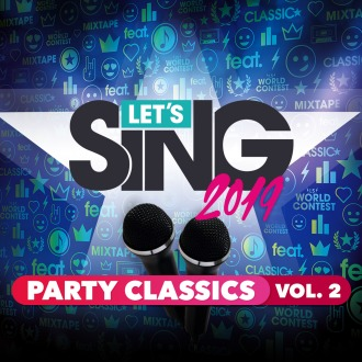 Let's Sing 2019 - Party Classics Vol. 2 Song Pack PS4