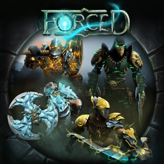 FORCED: Slightly Better Edition PS4
