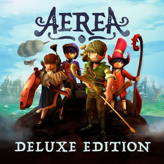AereA - Deluxe Edition PS4