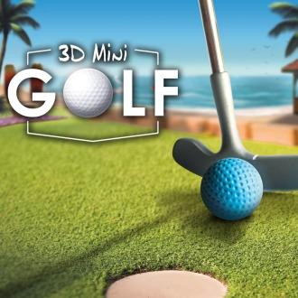 3D MiniGolf PS4