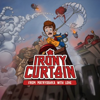 Irony Curtain: From Matryoshka with Love PS4
