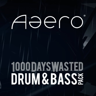 1000DaysWasted - Drum & Bass Pack PS4