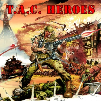 T.A.C. Heroes: Big Red One PS Vita / PSP