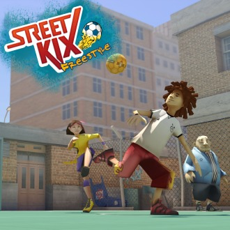 STREETKIX: FREESTYLE PS Vita / PSP