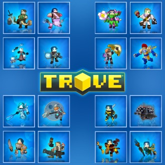 Trove - Sweet Sixteen Pack PS4