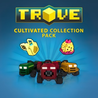 Trove - Cultivated Collection Pack PS4