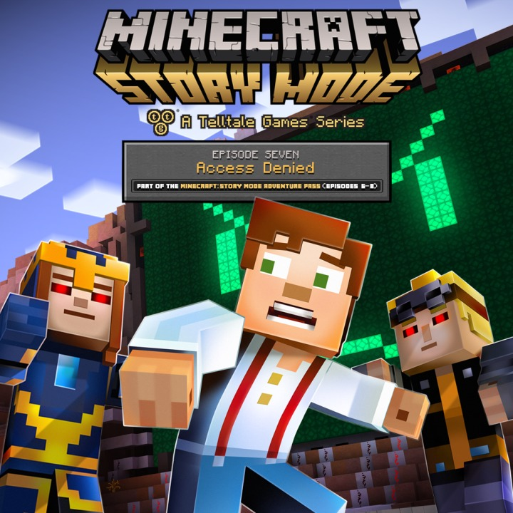100% discount on Minecraft: Story Mode - Episode 7: Access