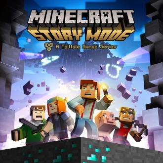 Minecraft: Story Mode - Episode 1: The Order of the Stone PS4