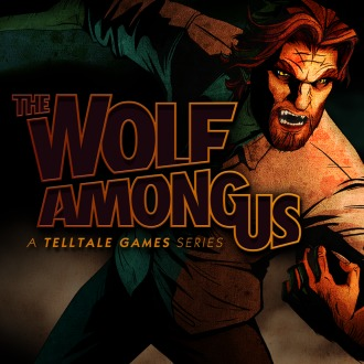 The Wolf Among Us - A Telltale Games Series PS Vita