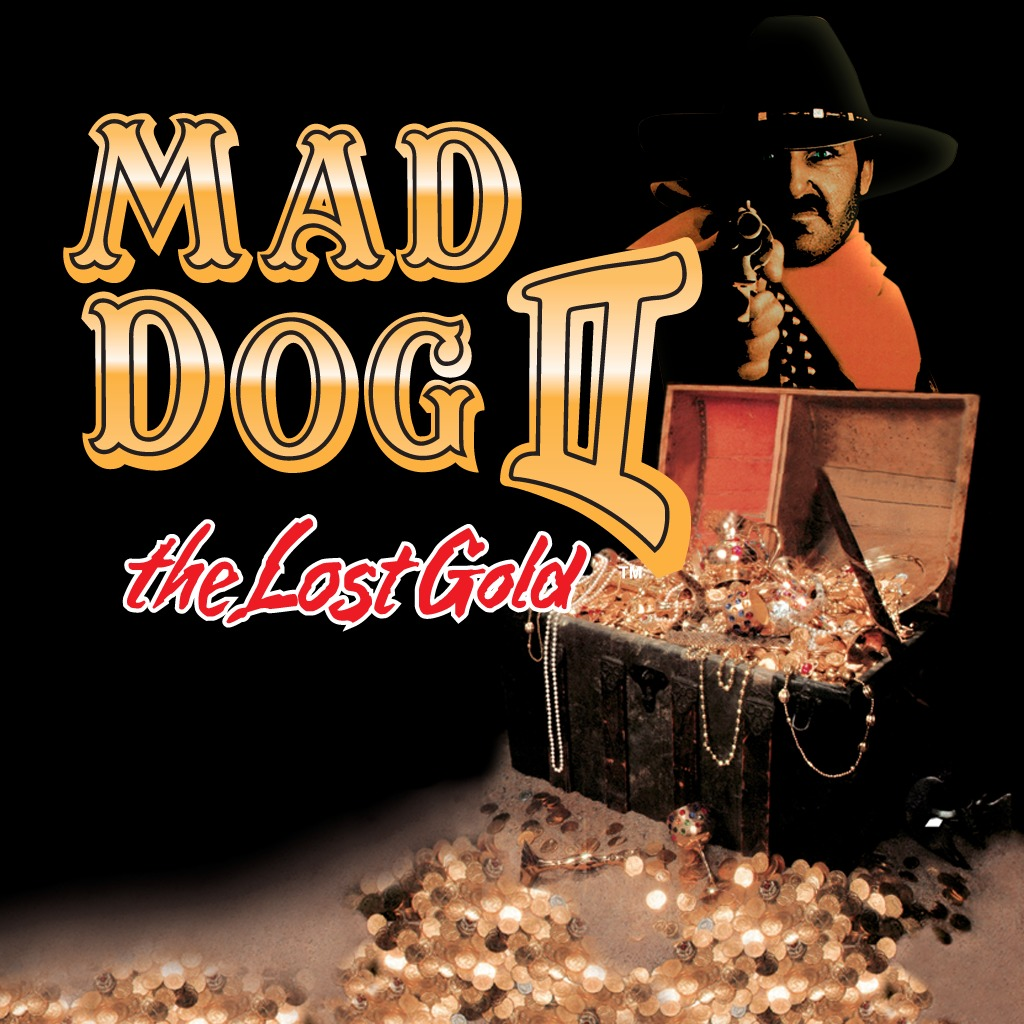 Mad Dog 2: The Lost Gold Demo