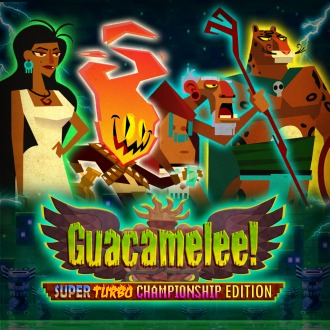 Guacamelee! STCE 'Frenemies' Character Pack PS4