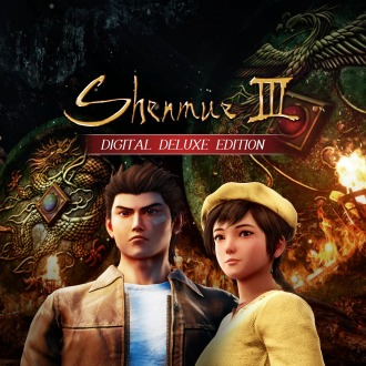 Shenmue III - Digital Deluxe Edition PS4