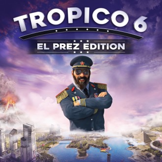 Tropico 6 El Prez Edition PS4