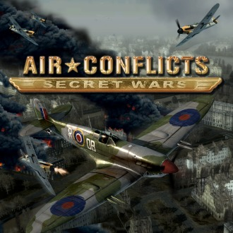Air Conflicts - Secret Wars PS3