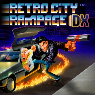 Retro City Rampage™ DX PSP