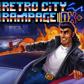Retro City Rampage™ DX PS Vita
