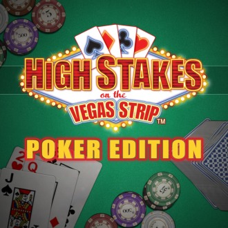 High Stakes on the Vegas Strip: Poker Edition PS3