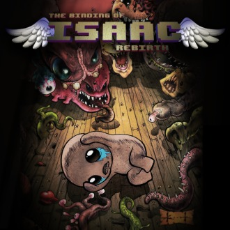 The Binding of Isaac: Rebirth PS4