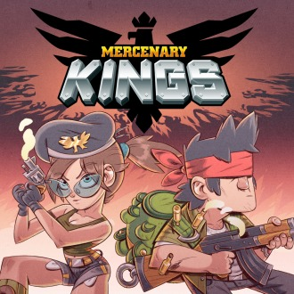 Mercenary Kings PS4