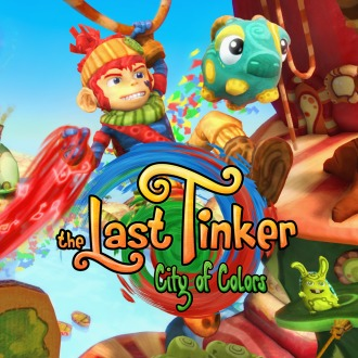 The Last Tinker™: City of Colors PS4